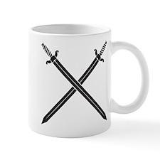 Crossed Swords Mugs