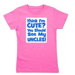 thinkimcute_uncles_blue.png Girl's Tee