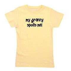 mygrannyspoilsme_black.png Girl's Tee
