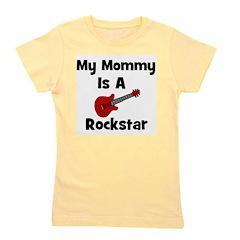 mymommyisarockstar.png Girl's Tee