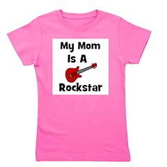 mymomisarockstar.png Girl's Tee