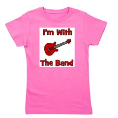 imwiththeband_guitar.png Girl's Tee