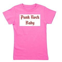 punkrockbaby.png Girl's Tee