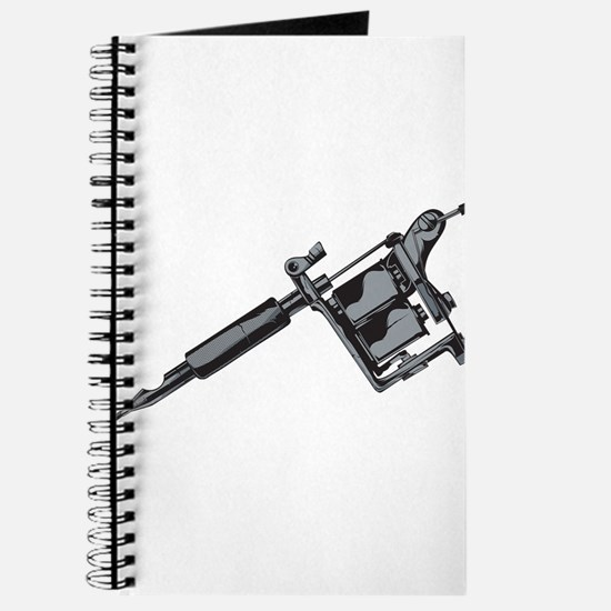 Tattoo Machine Journal