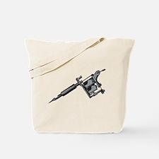 Tattoo Machine Tote Bag