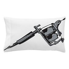 Tattoo Machine Pillow Case
