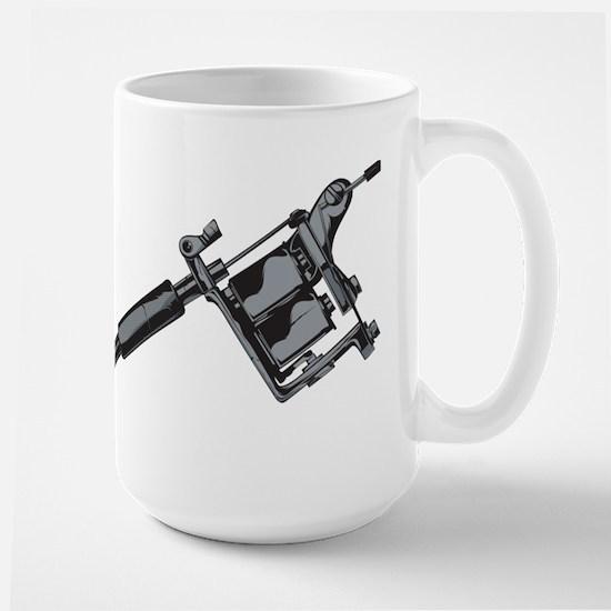 Tattoo Machine Mugs