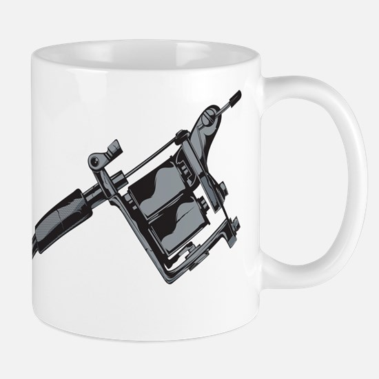 Tattoo Machine Mugs