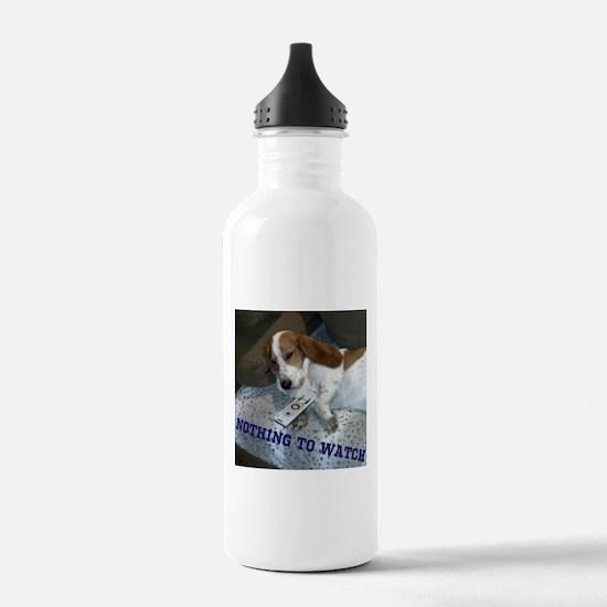Lazy Dog Water Bottle