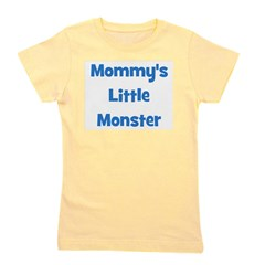 mommyslittlemonster.jpg Girl's Tee