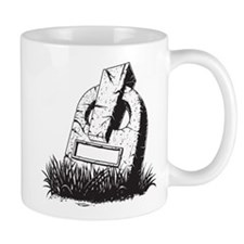 Tombstone Mugs