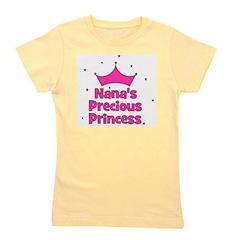 nanaspreciousprincess.png Girl's Tee