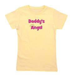 daddysangel_pink_TR.png Girl's Tee