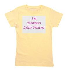 immommyslittleprincess.png Girl's Tee