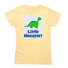 littlemonster.png Girl's Tee