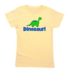 dinosaur_TR.png Girl's Tee