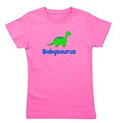 babysaurus.png Girl's Tee