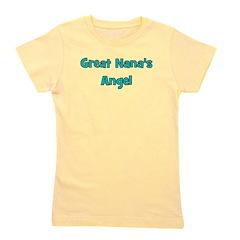 greatnanasangel.png Girl's Tee