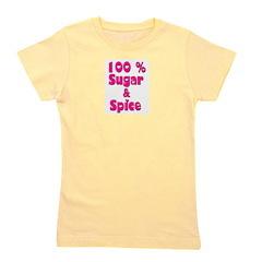 sugarspice.jpg Girl's Tee