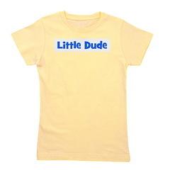 littledude.png Girl's Tee