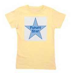 futurestar_blue.png Girl's Tee