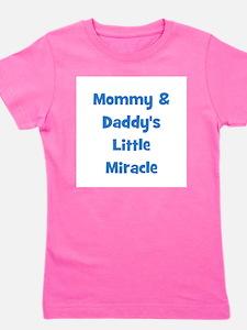 mommydaddyslittlemiracle_better.png Girl's Tee