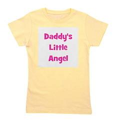 daddyslittleangel.png Girl's Tee