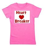 heartbreaker.jpg Girl's Tee