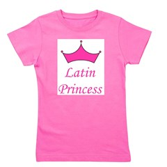 latinprincess.png Girl's Tee