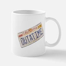 Outatime Back to the Future Mugs