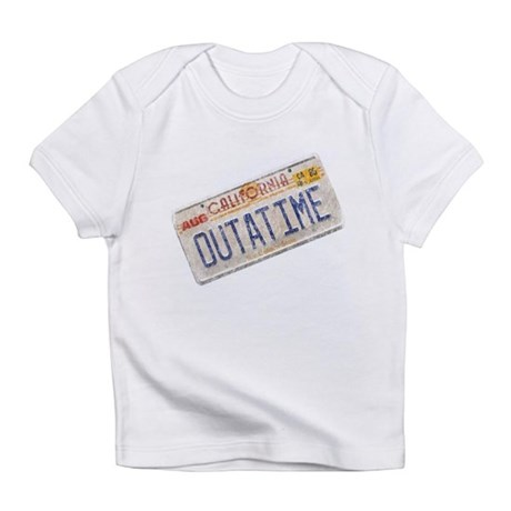 Outatime Back to the Future Infant T-Shirt