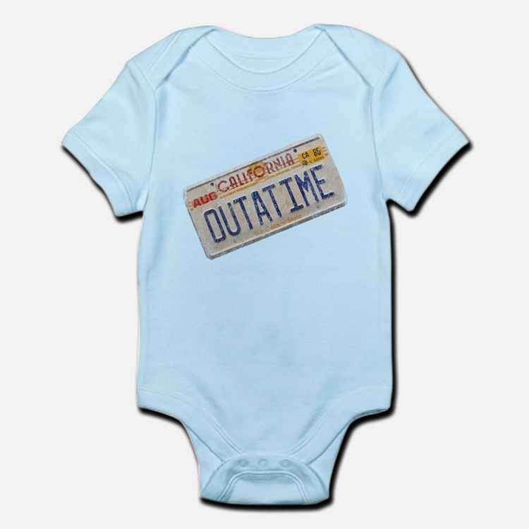 Outatime Back to the Future Body Suit