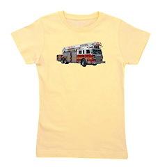 firetruck2.png Girl's Tee