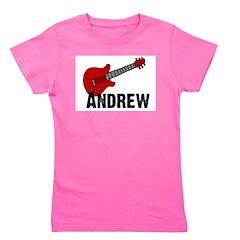 guitar_andrew.jpg Girl's Tee