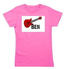 guitar_ben.png Girl's Tee