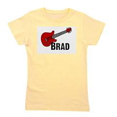 guitar_brad.png Girl's Tee