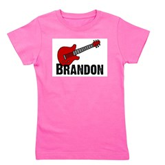 guitar_brandon.jpg Girl's Tee