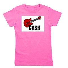 guitar_cash.png Girl's Tee