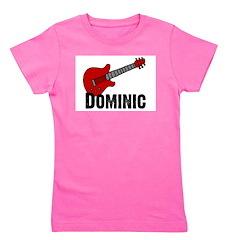 guitar_dominic.jpg Girl's Tee