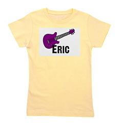 guitar_eric_purple.jpg Girl's Tee