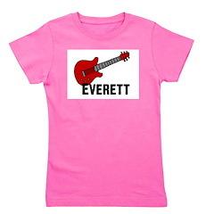 guitar_everett.png Girl's Tee