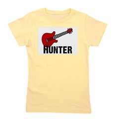 guitar_hunter.jpg Girl's Tee