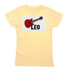 guitar_leo.png Girl's Tee