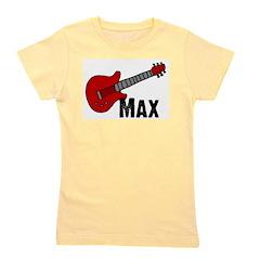 guitar_max.jpg Girl's Tee