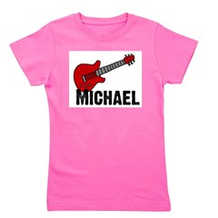 guitar_michael.jpg Girl's Tee