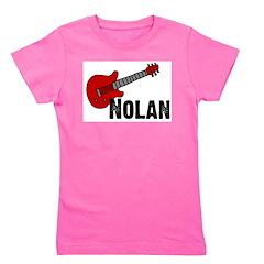 guitar_nolan.jpg Girl's Tee