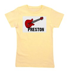guitar_preston.png Girl's Tee