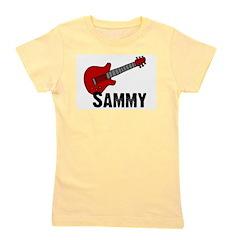 guitar_sammy.jpg Girl's Tee