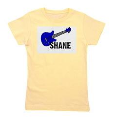guitar_shane_blue.jpg Girl's Tee
