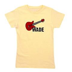 guitar_wade.png Girl's Tee